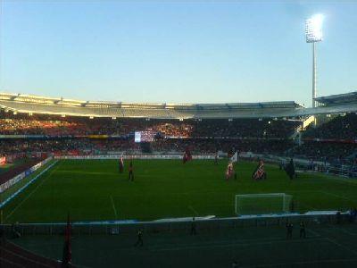 Schicksalsspiel Nürnberg gegen Duisburg Saison 2007 / 2008