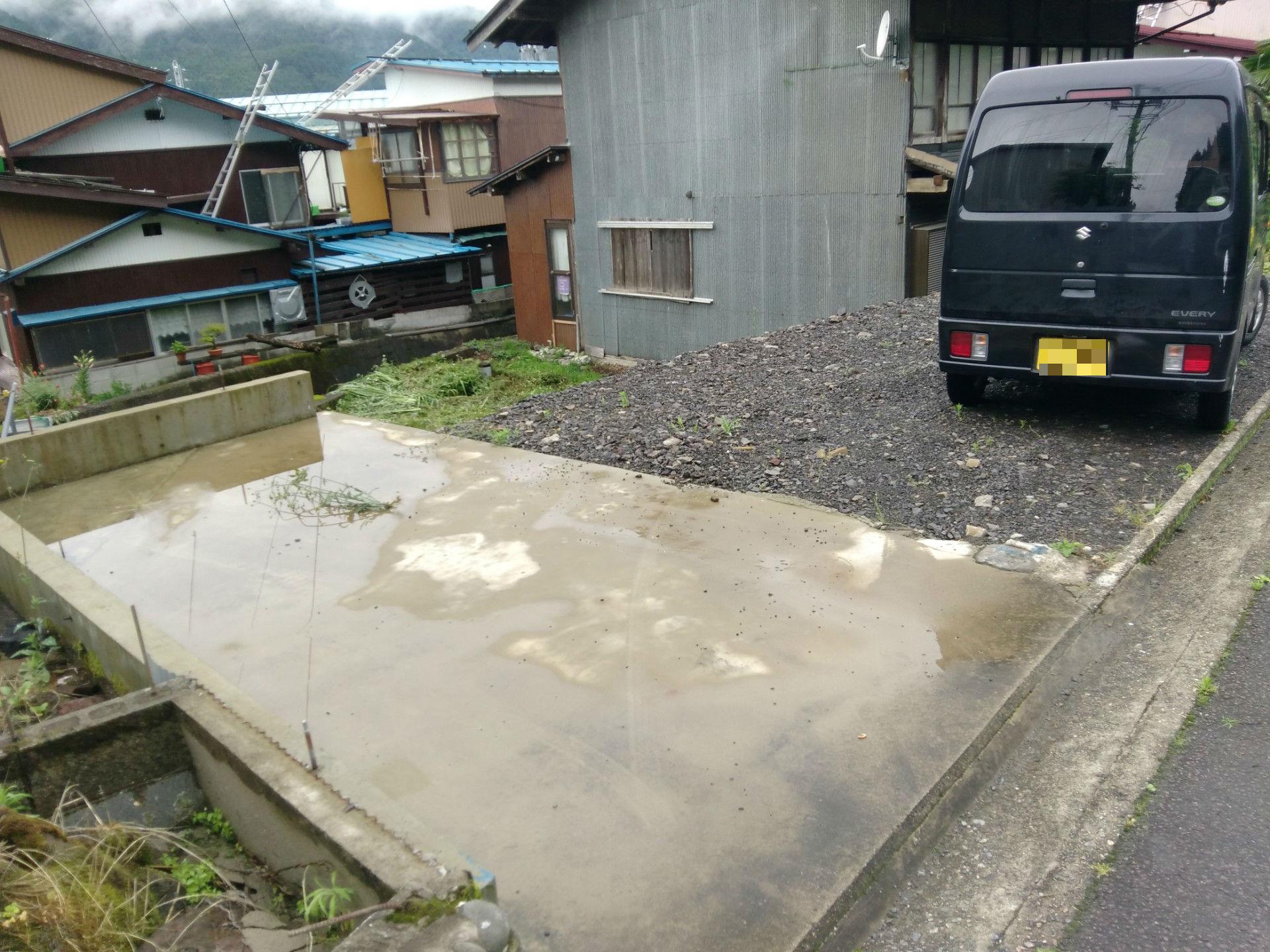 岐阜県郡上市白鳥町の土地写真1