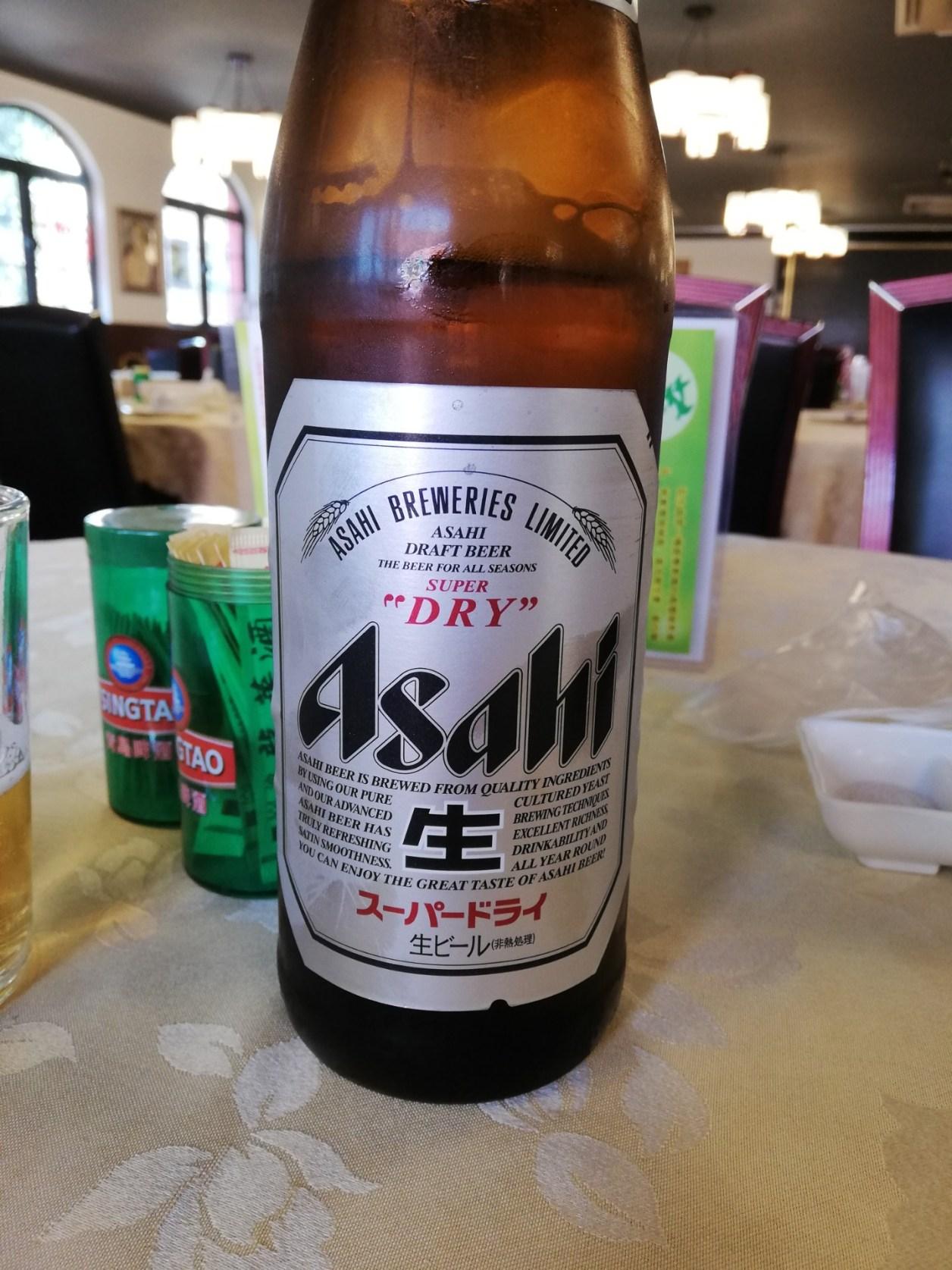 龍華酒店 ビール