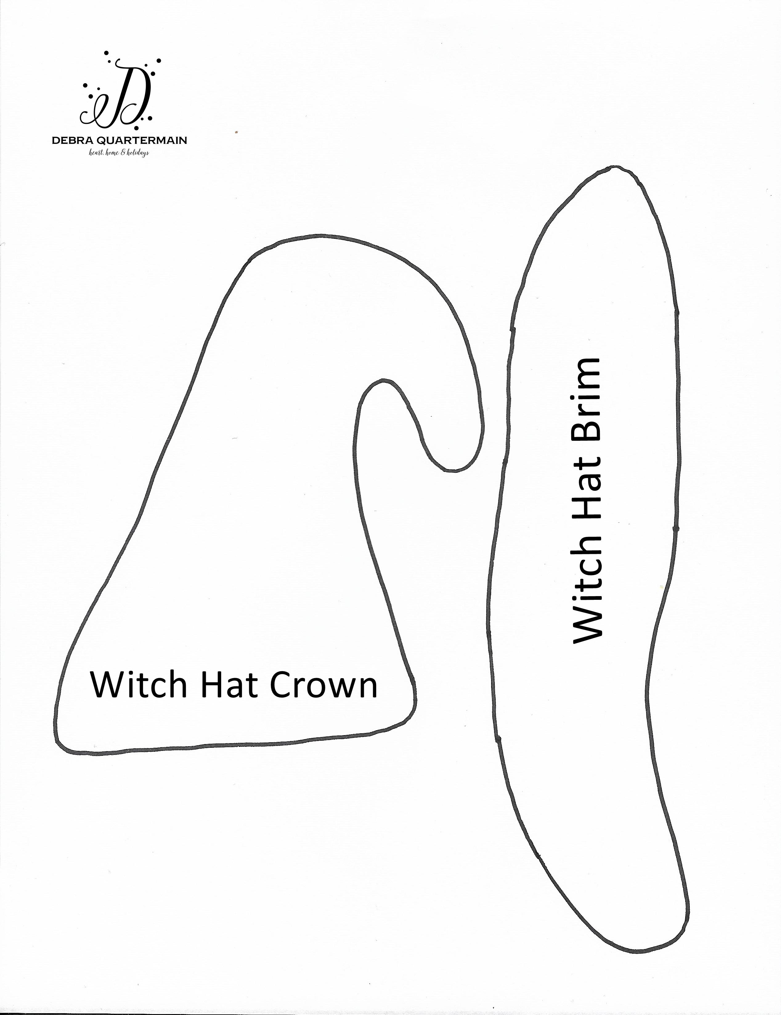 Diy Halloween Witchy Decor