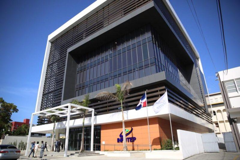 Presidente Medina entrega Edificio Corporativo del Infotep - N Digital