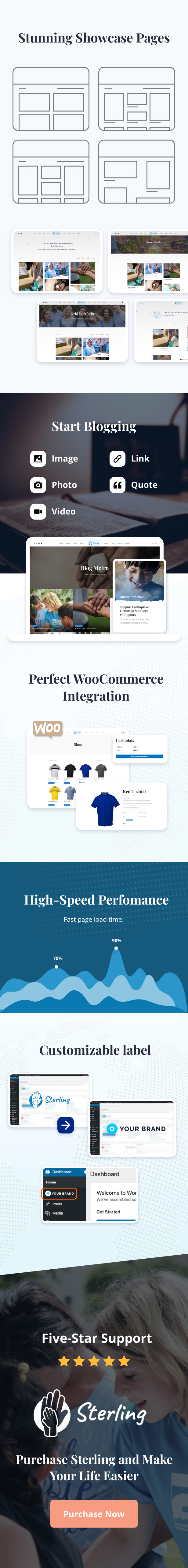 Sterling - Multipurpose WordPress - 3
