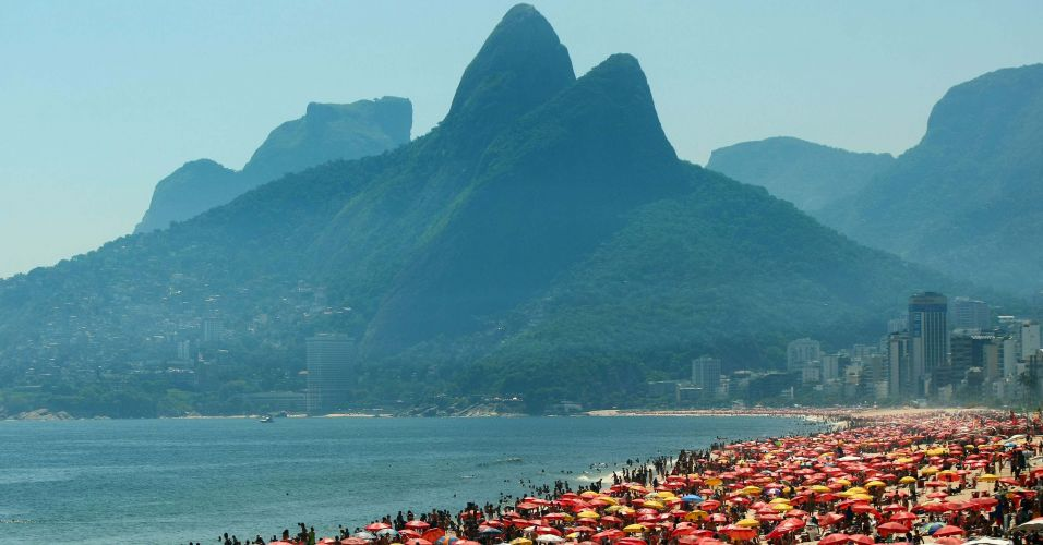 Foto Praia de Ipanema