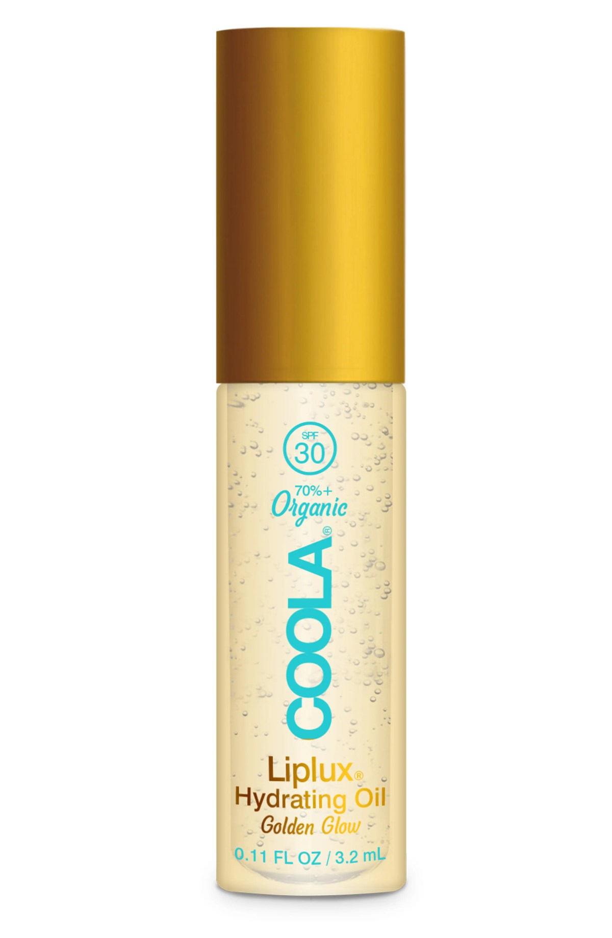 COOLA<SUP>®</SUP> Classic Liplux<sup>®</sup> Organic Hydrating Lip Oil Sunscreen SPF 30, Main, color, NO COLR