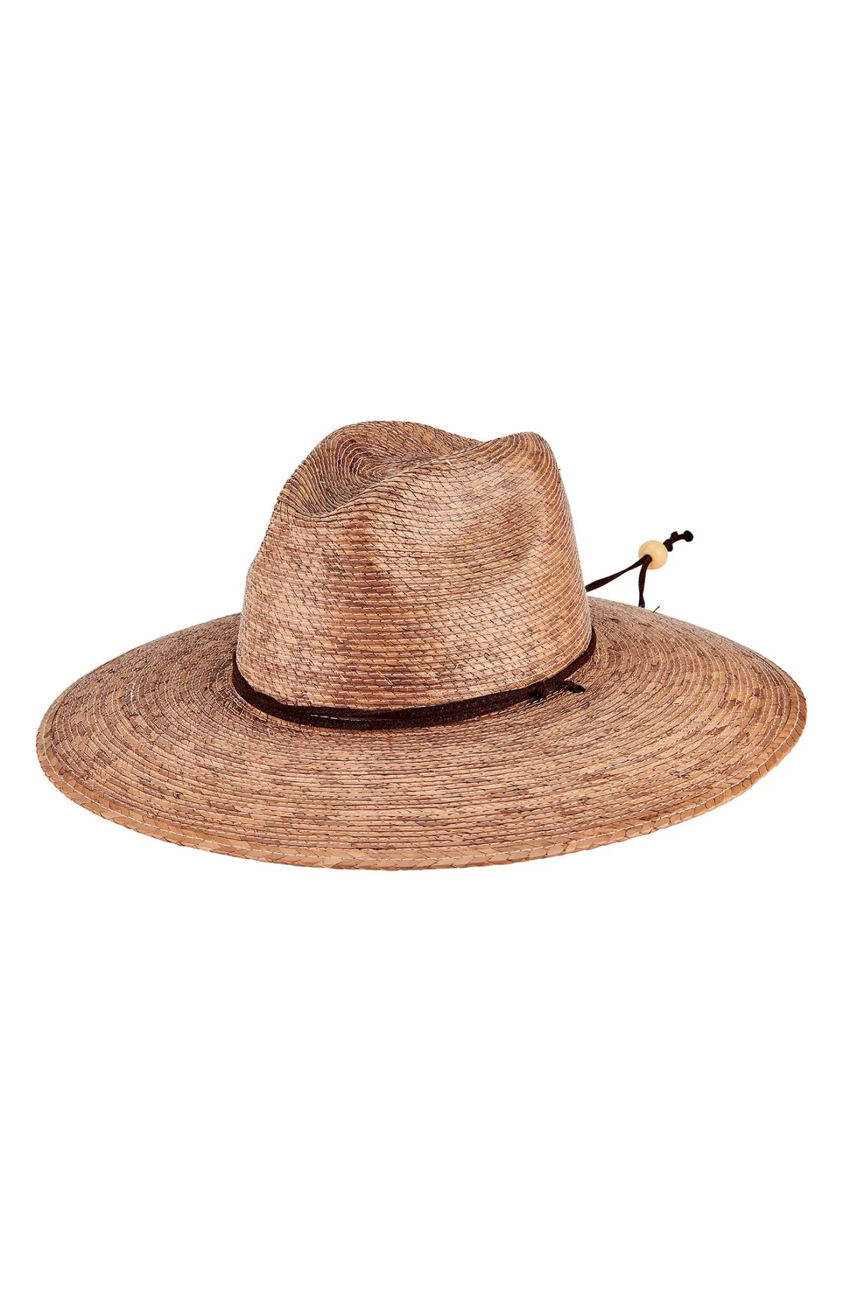 SAN DIEGO HAT Mel Woven Palm Hat, Main, color, TOBACCO