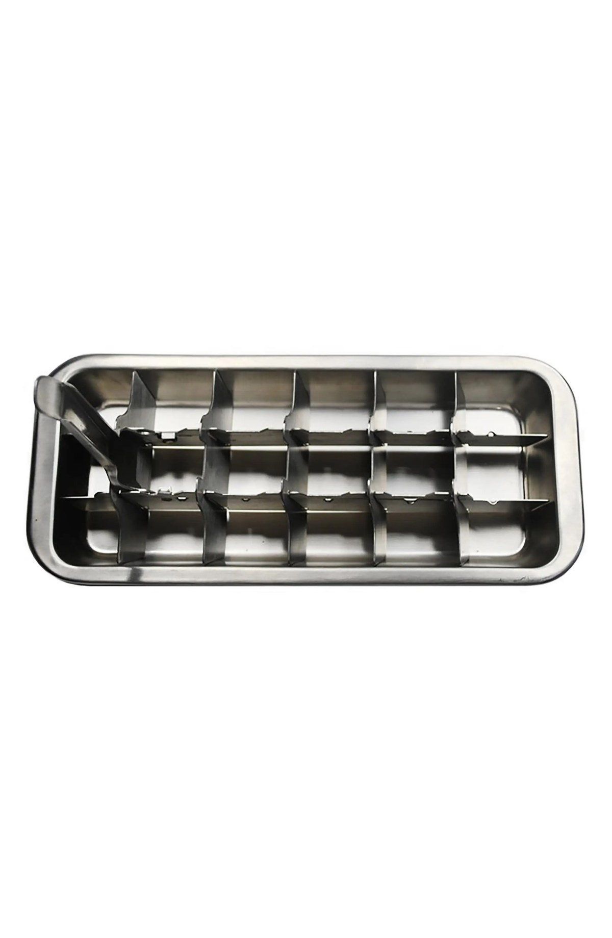 ONYX CONTAINERS Package Free x ONYX CONTAINERS Stainless Steel Ice Cube Tray, Main, color, STAINLESS STEEL