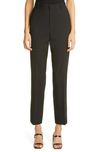 CO Tailored Wool Pants, Main, color, BLACK
