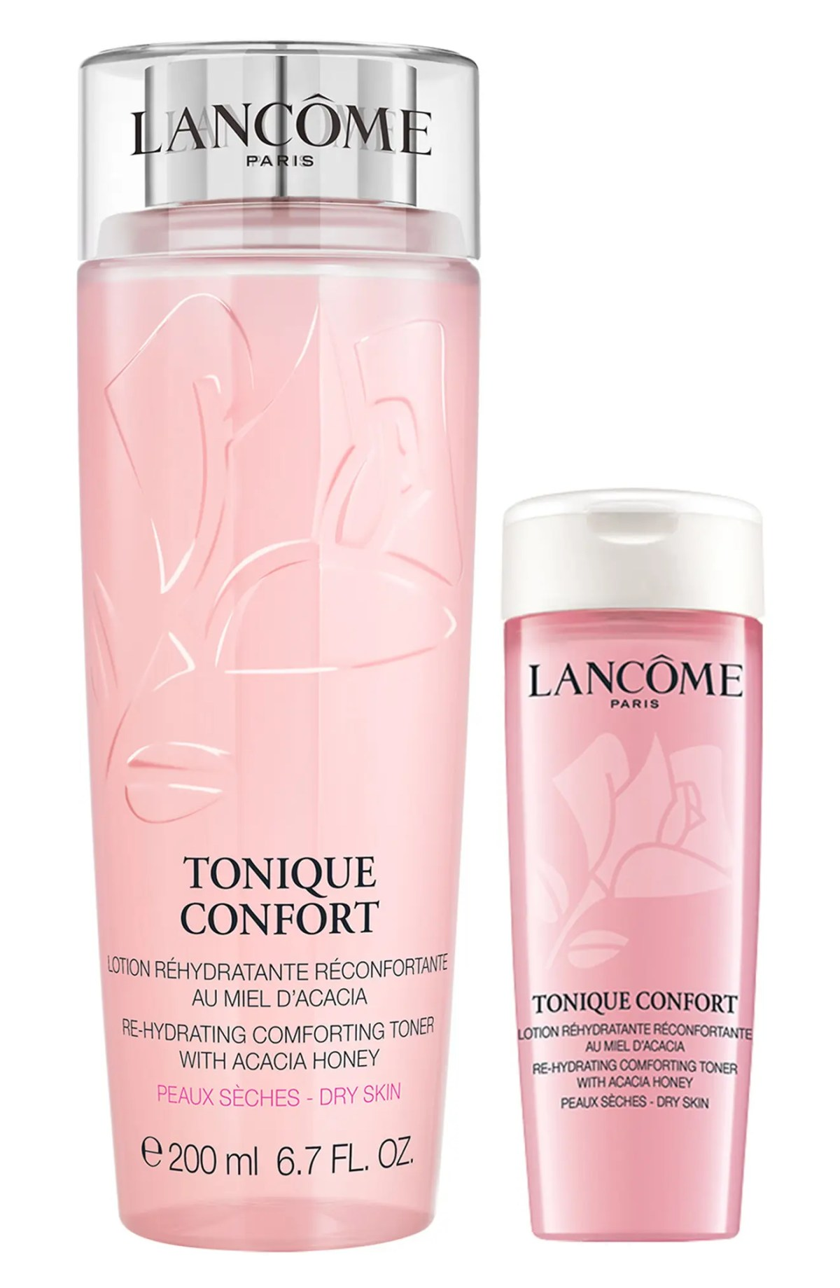 LANCÔME Tonique Confort Re-Hydrating Comforting Toner Duo, Main, color, NO COLOR