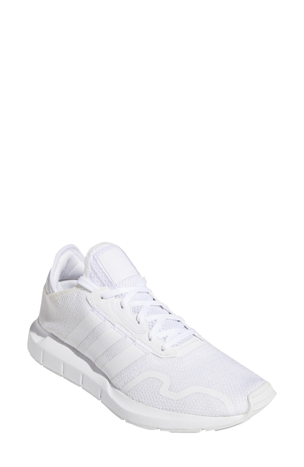 ADIDAS Swift Run X Sneaker, Main, color, WHITE/ WHITE/ WHITE