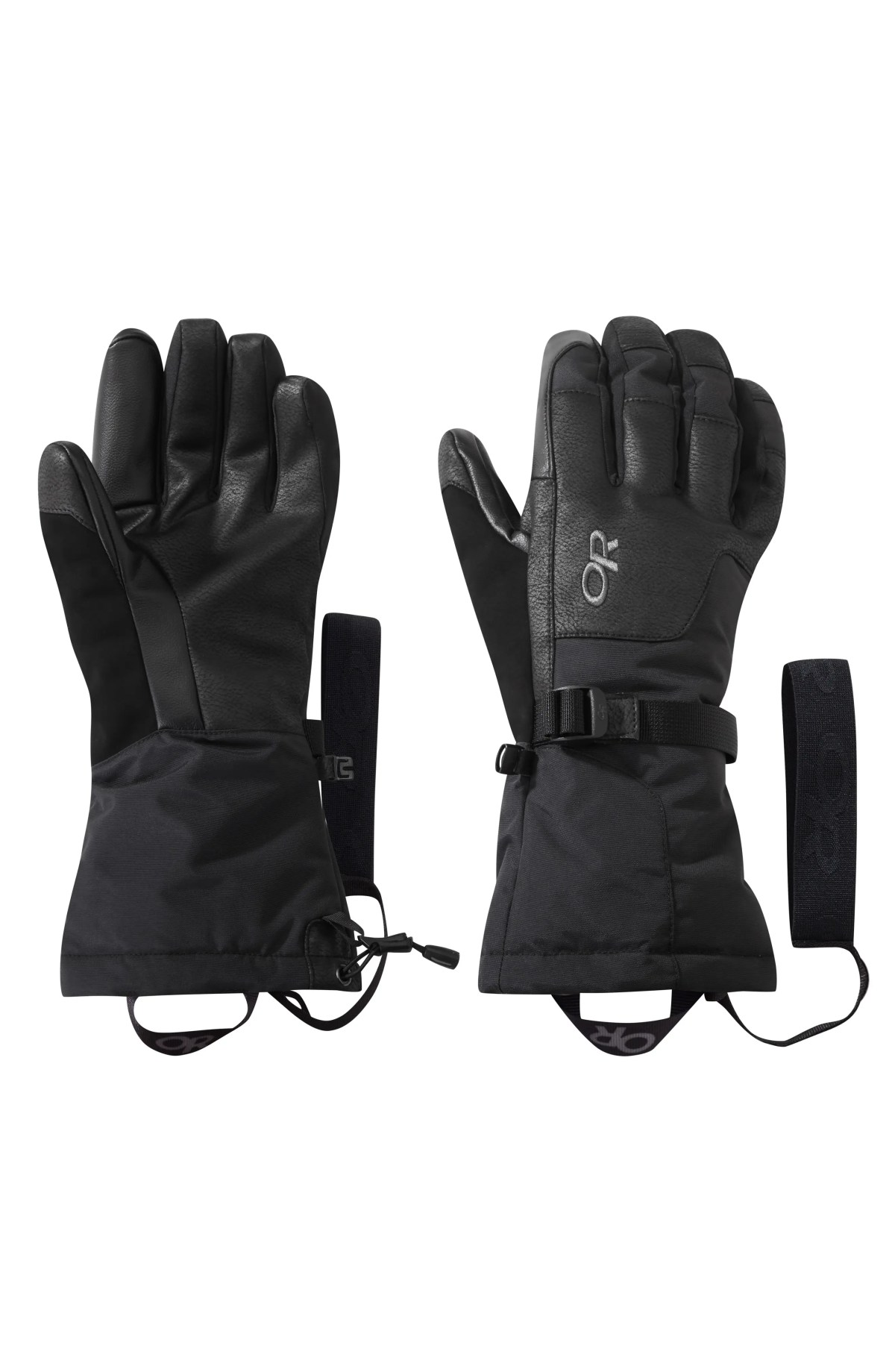 OUTDOOR RESEARCH Revolution Sensor Gloves, Main, color, BLACK