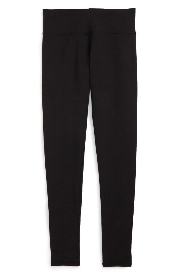 Everyday High Waist Leggings, Main, color, Black