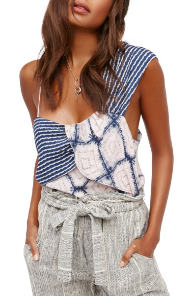 Main Image - Free People Call On Me Tank