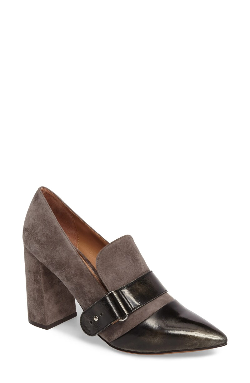 Main Image - Linea Paolo Casidy Buckle Pump (Women)