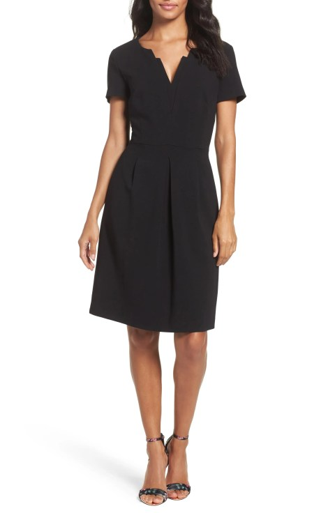 Tahari Sheath Dress (Regular & Petite)