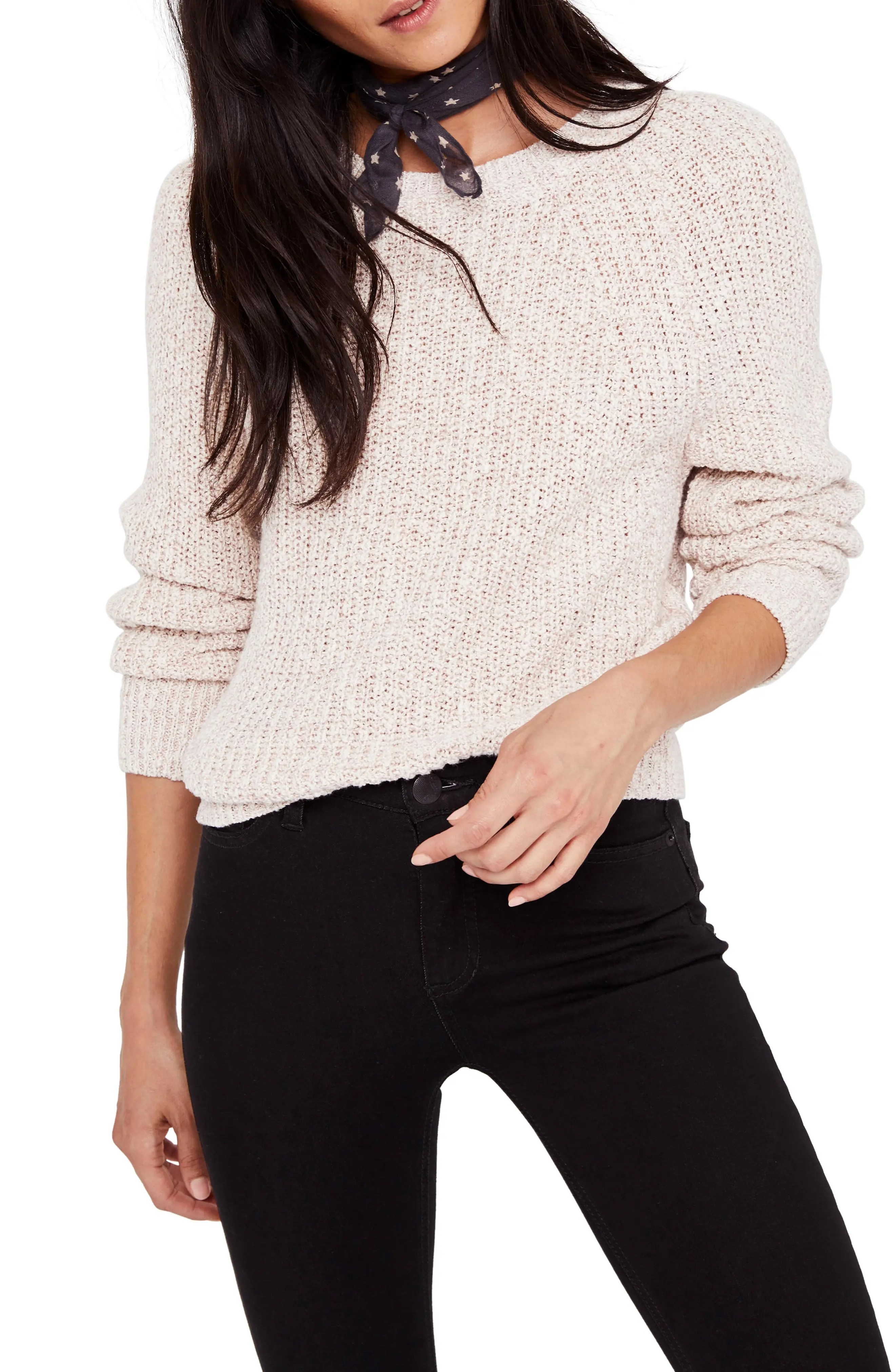 Main Image - Free People Electric City Pullover Sweater
