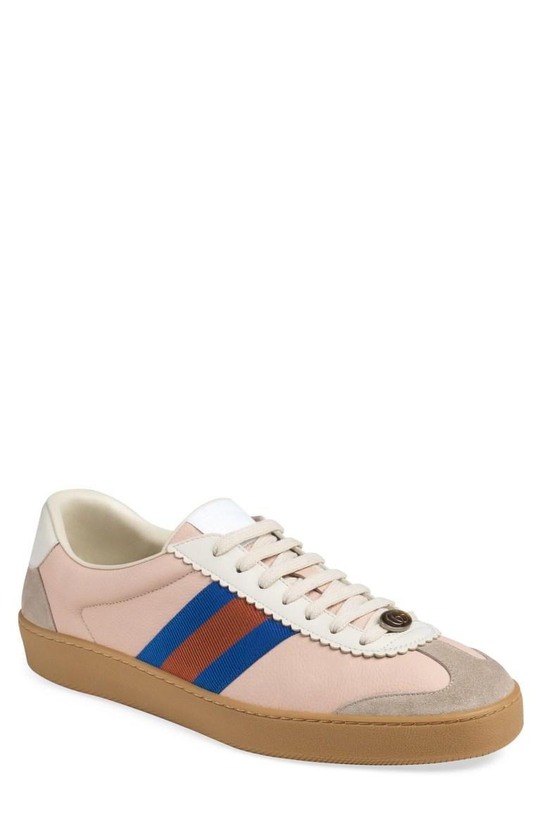 Gucci JBP Retro Gum Sole Sneaker (Men)