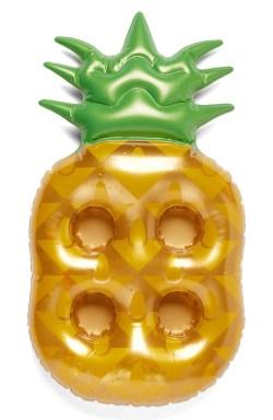 Main Image - Sunnylife Inflatable Pineapple Drink Holder Pool Float