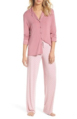 Moonlight Pajamas, Main, color, Purple Mesa Geo Diamond