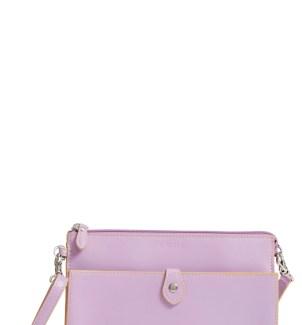 Main Image - LODIS Los Angeles Audrey Under Lock & Key Vicky Convertible Leather Crossbody Bag