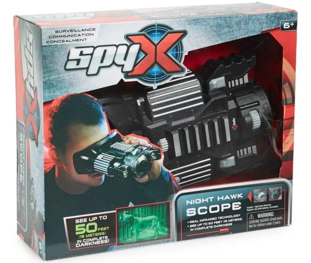 Spy X Night Hawk Infrared Night Vision Scope