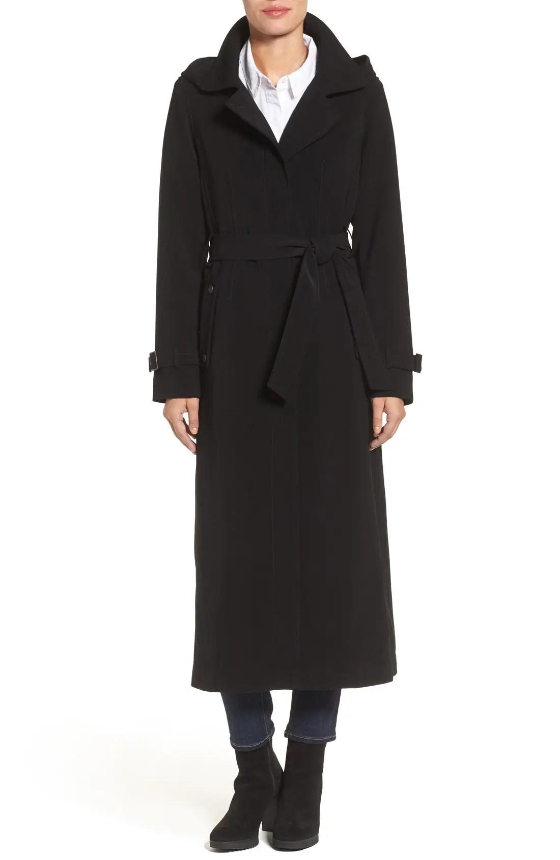 Full Length Hooded Nepage Raincoat $239.9