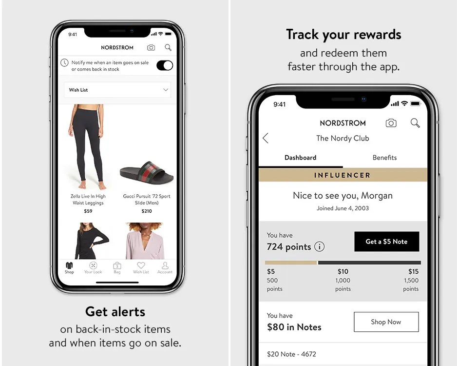 free nordstrom apps for iphone ipad