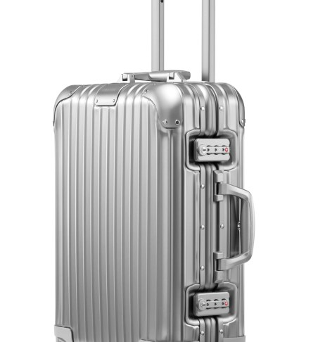 Original Cabin Small 22-Inch Packing Case,                         Alternate,                         color, SILVER