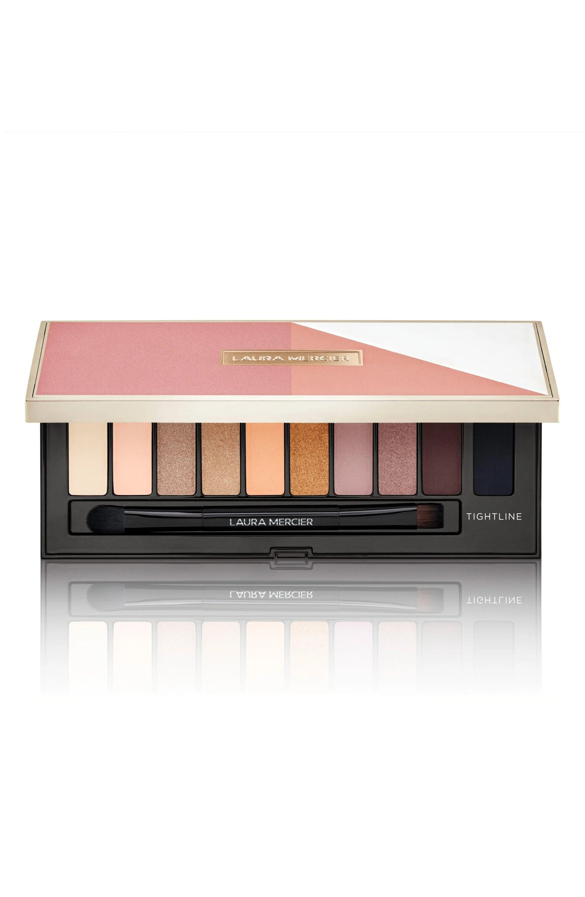 LAURA MERCIER Signature Eye Palette, Main, color, NO COLOR