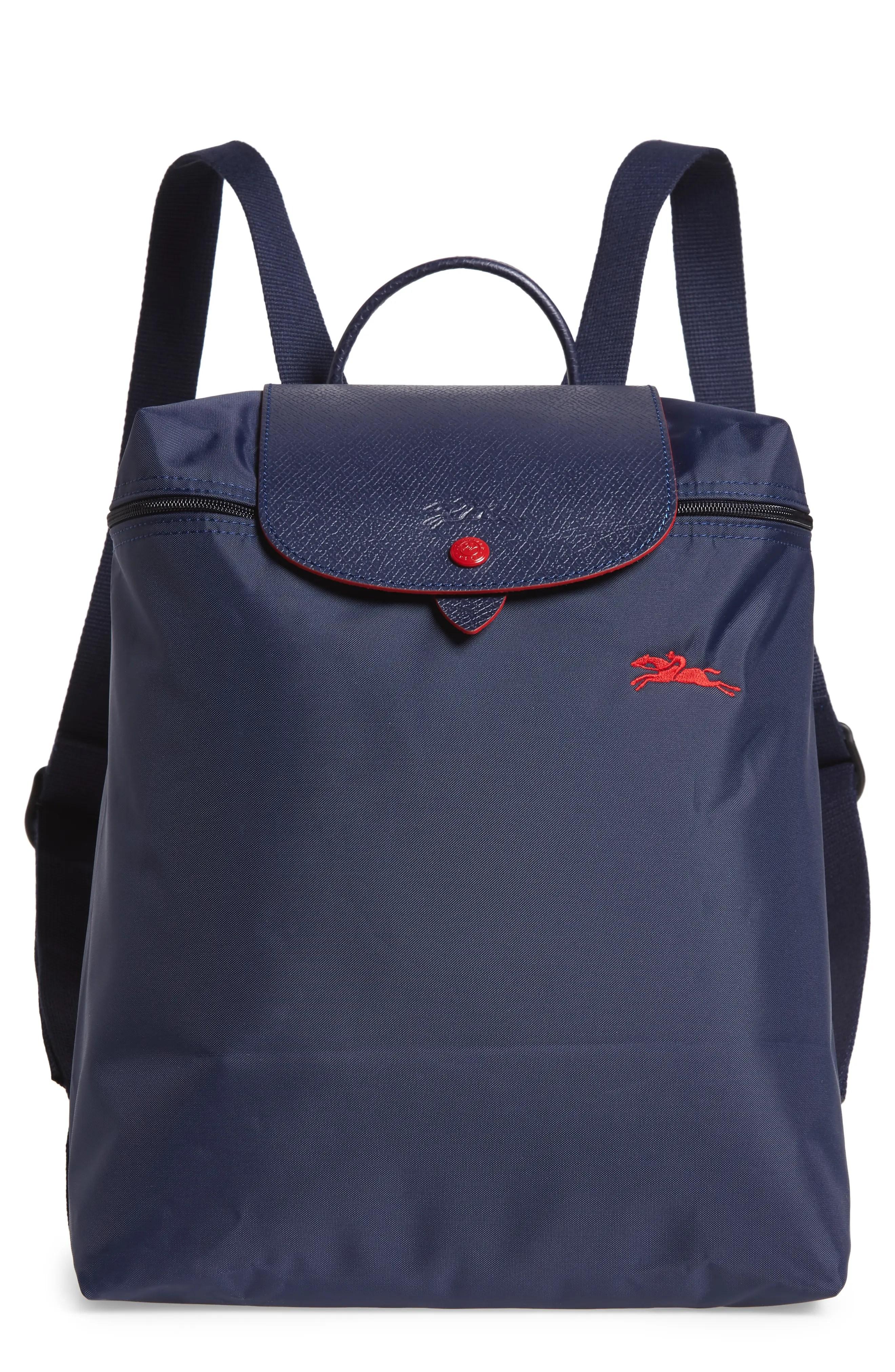 longchamp le pliage large backpack nordstrom rack
