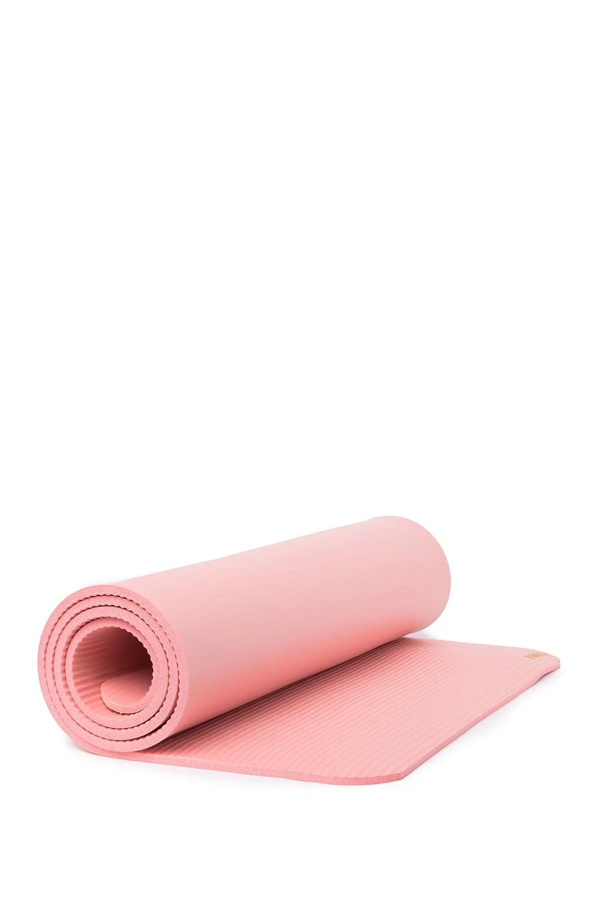 tko 10mm exercise mat w sling pink nordstrom rack