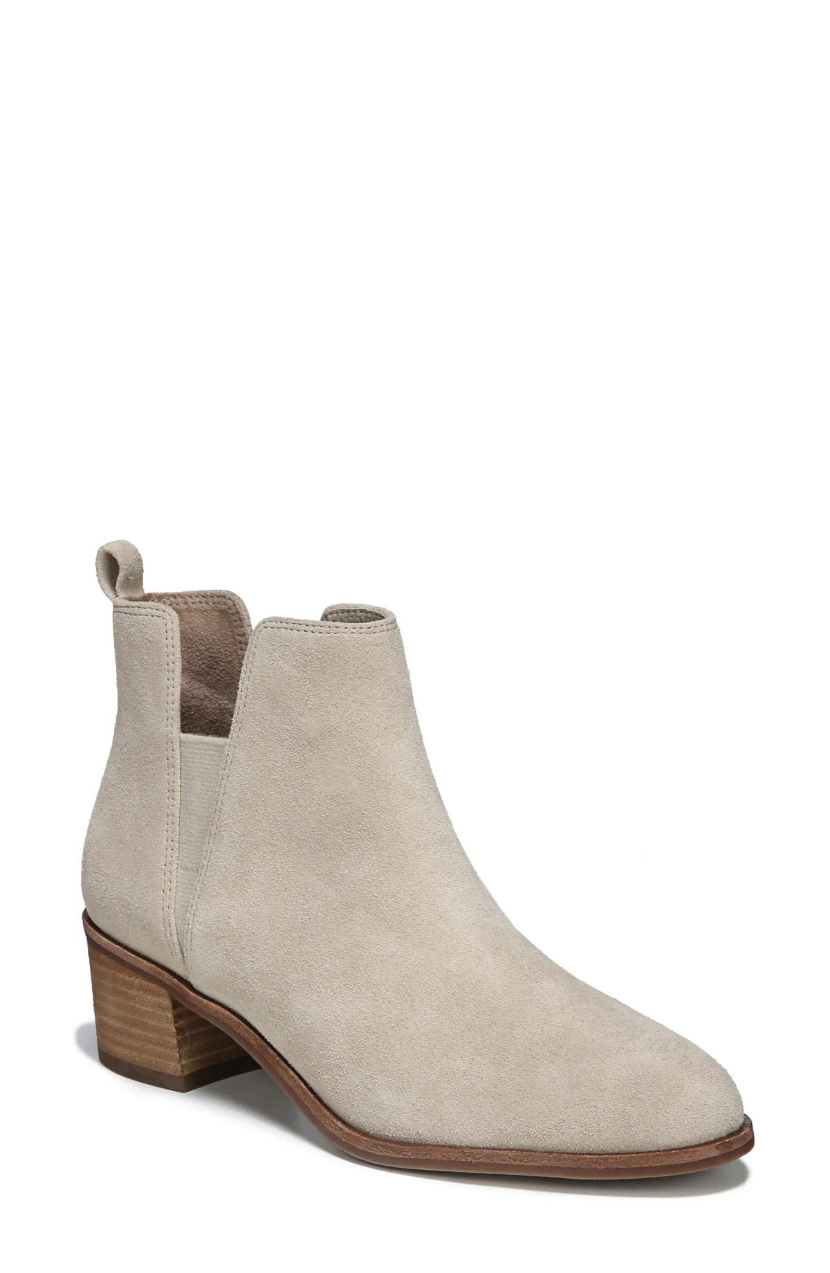DR. SCHOLL'S Amara Bootie, Main, color, NUDE LEATHER