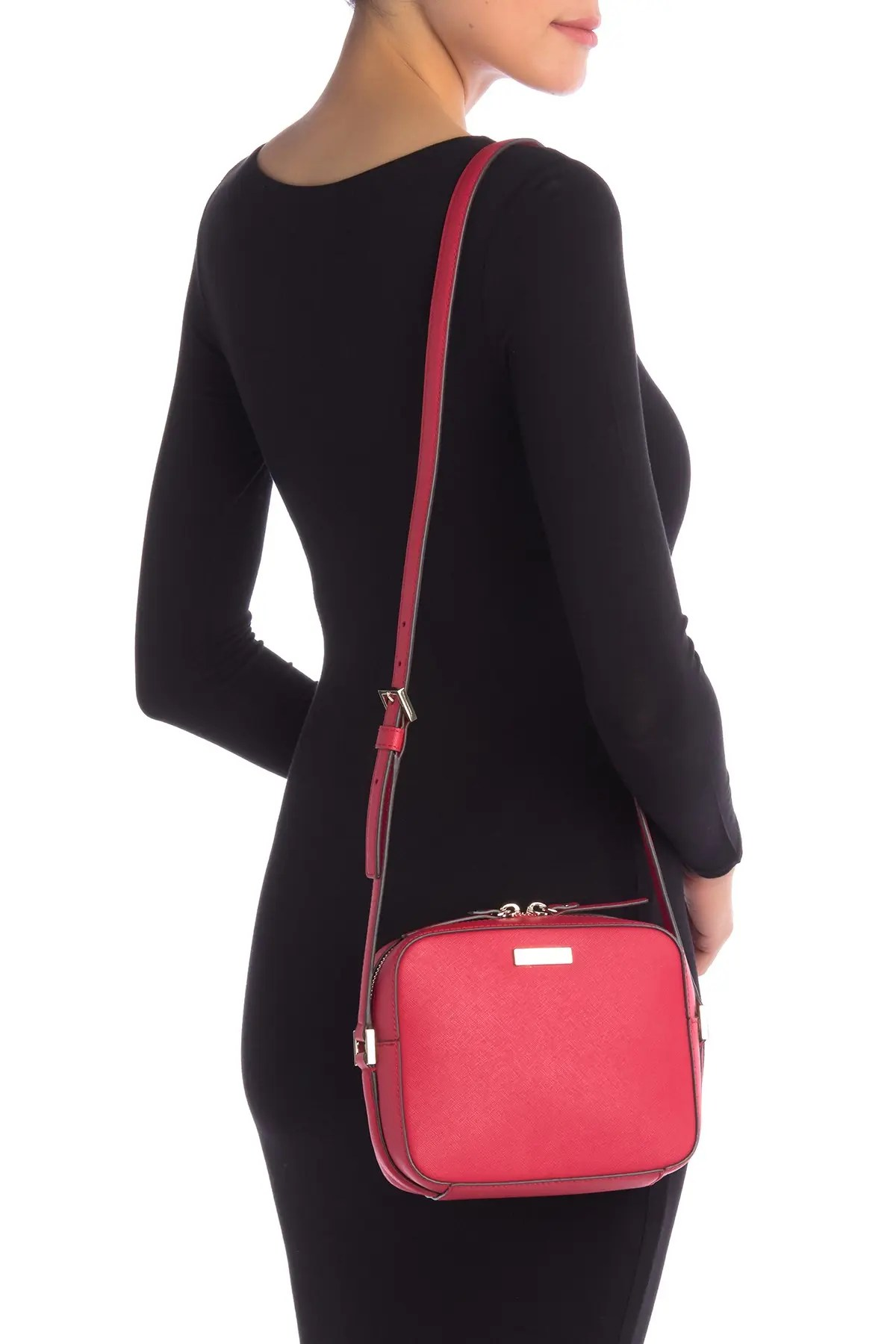 kate spade new york leather cammie