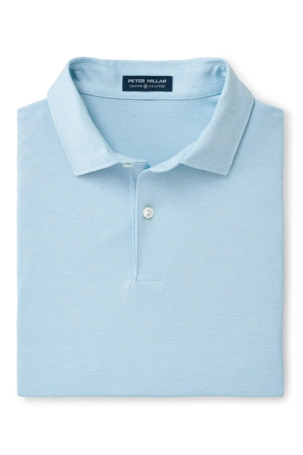 sean polka dot print shirt