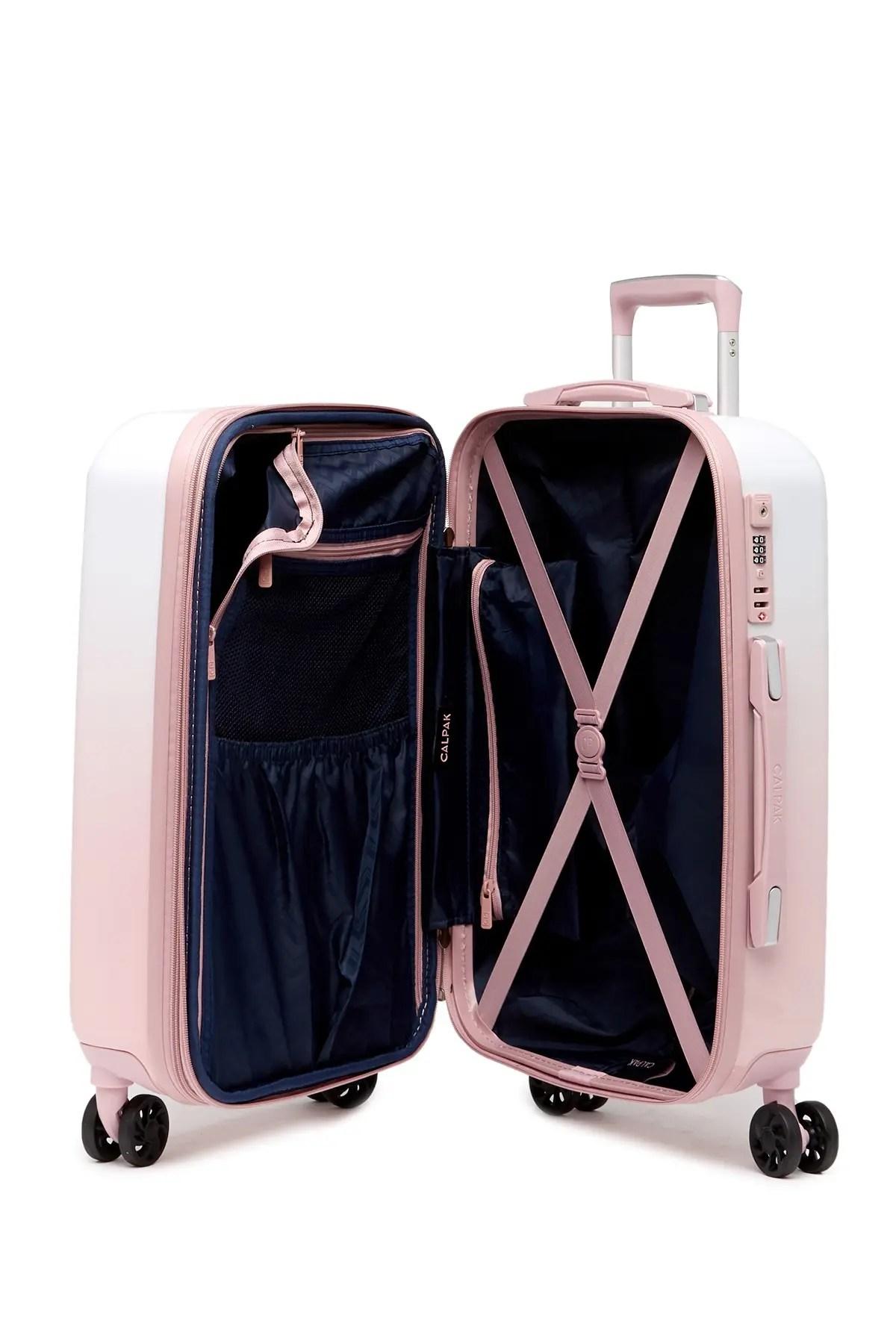 brynn 2 piece hardside luggage set