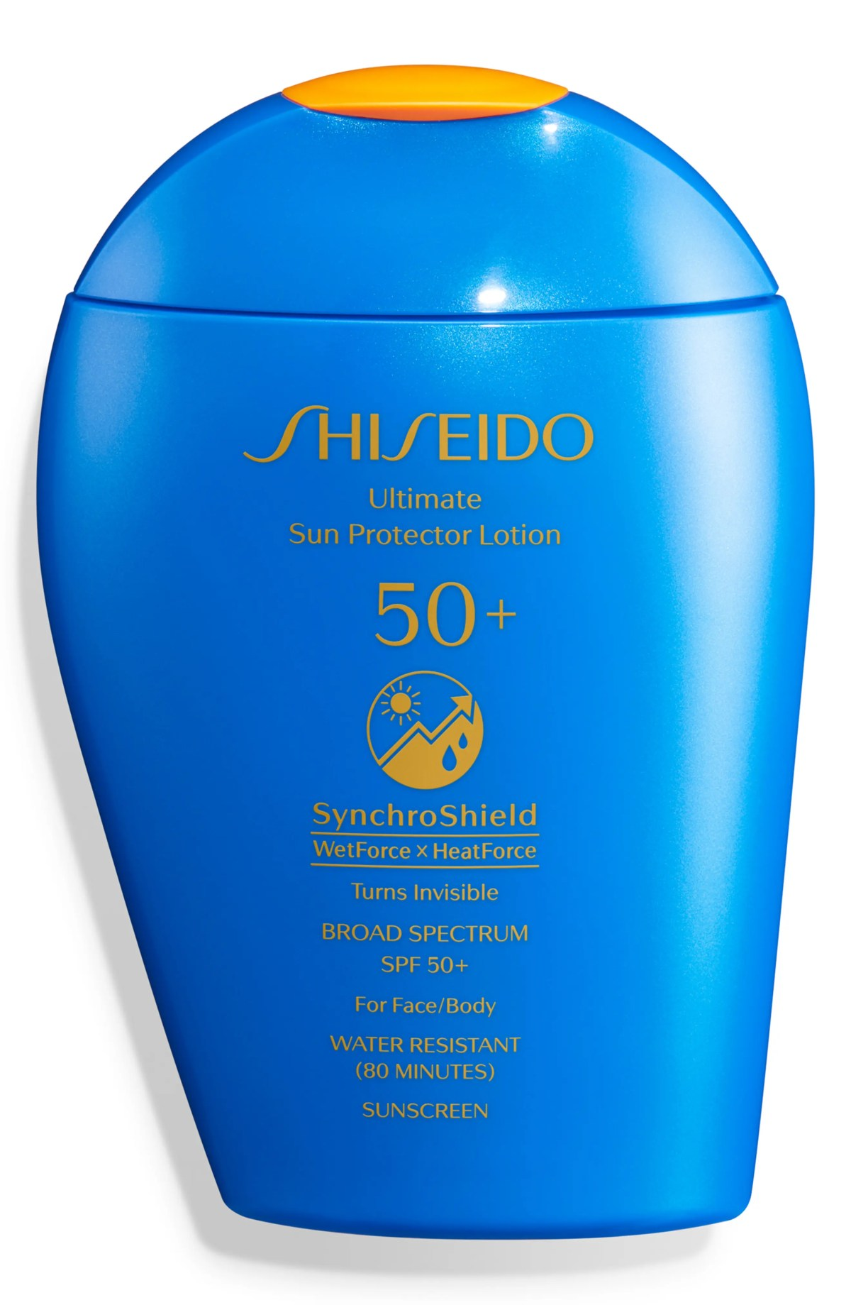 SHISEIDO Ultimate Sun Protector Lotion SPF 50+ Sunscreen, Main, color, NO COLOR