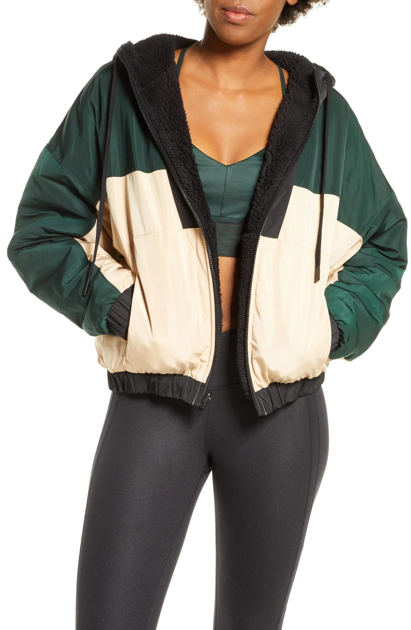 Alo Shearling Jacket