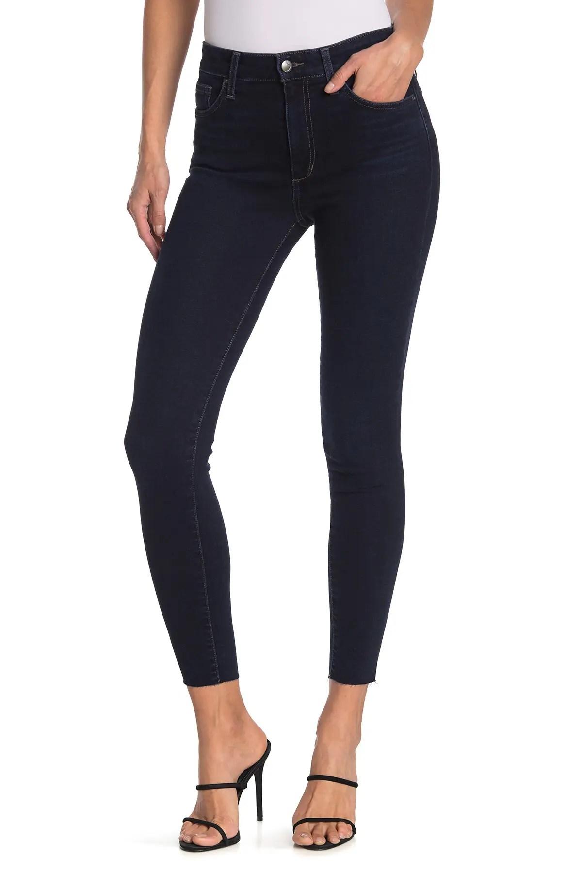 joe s jeans high rise skinny ankle jeans nordstrom rack