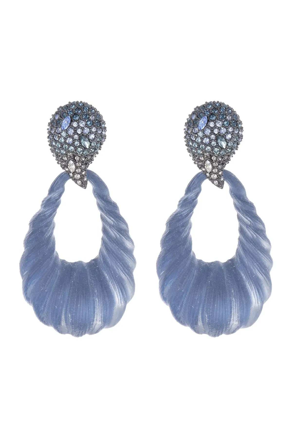 alexis bittar ombre crystal paisley rope twist drop earrings nordstrom rack