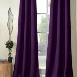 Duck River Textile Steyna Solid Blackout Curtain Set Plum Nordstrom Rack