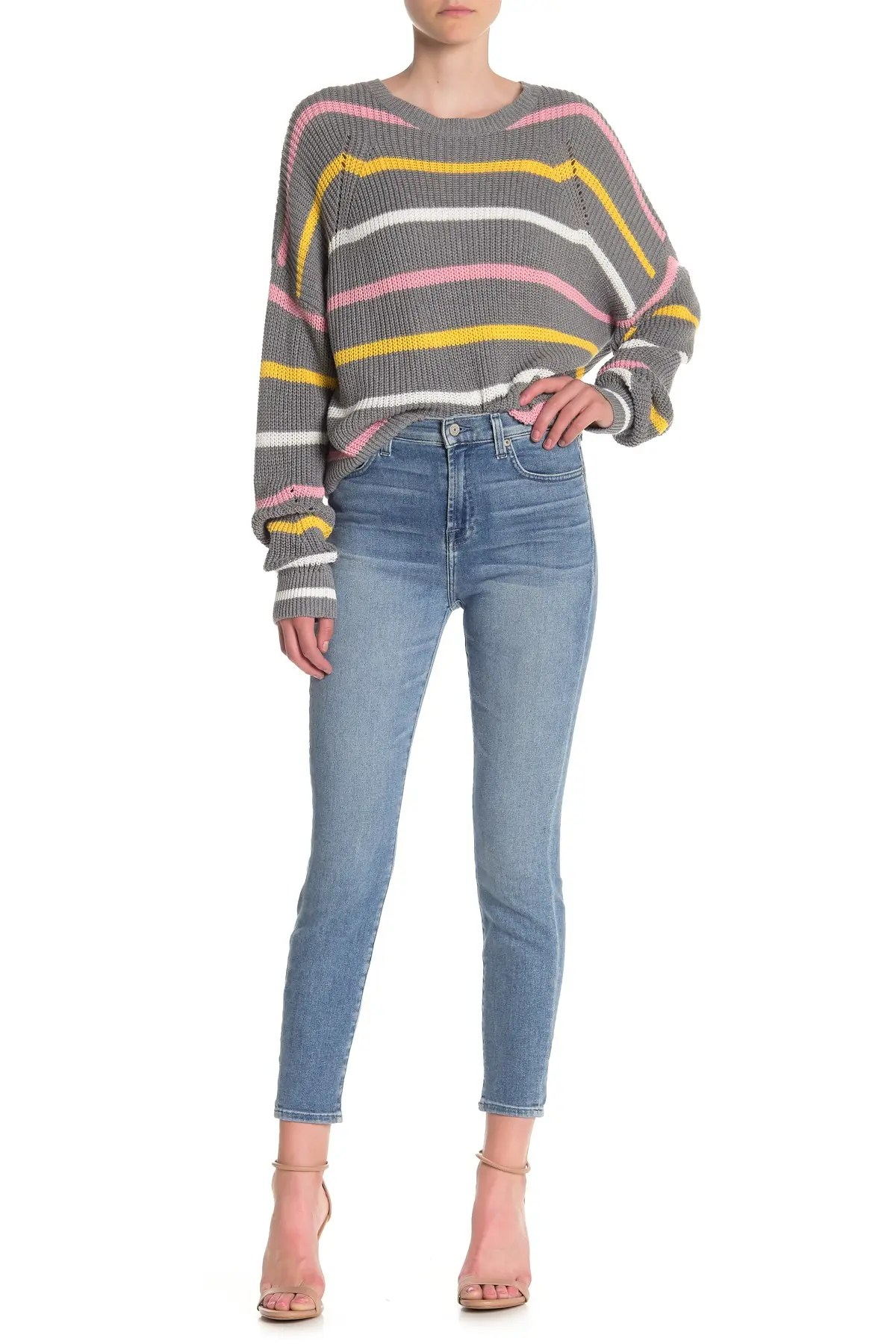 gwenevere high waisted jeans