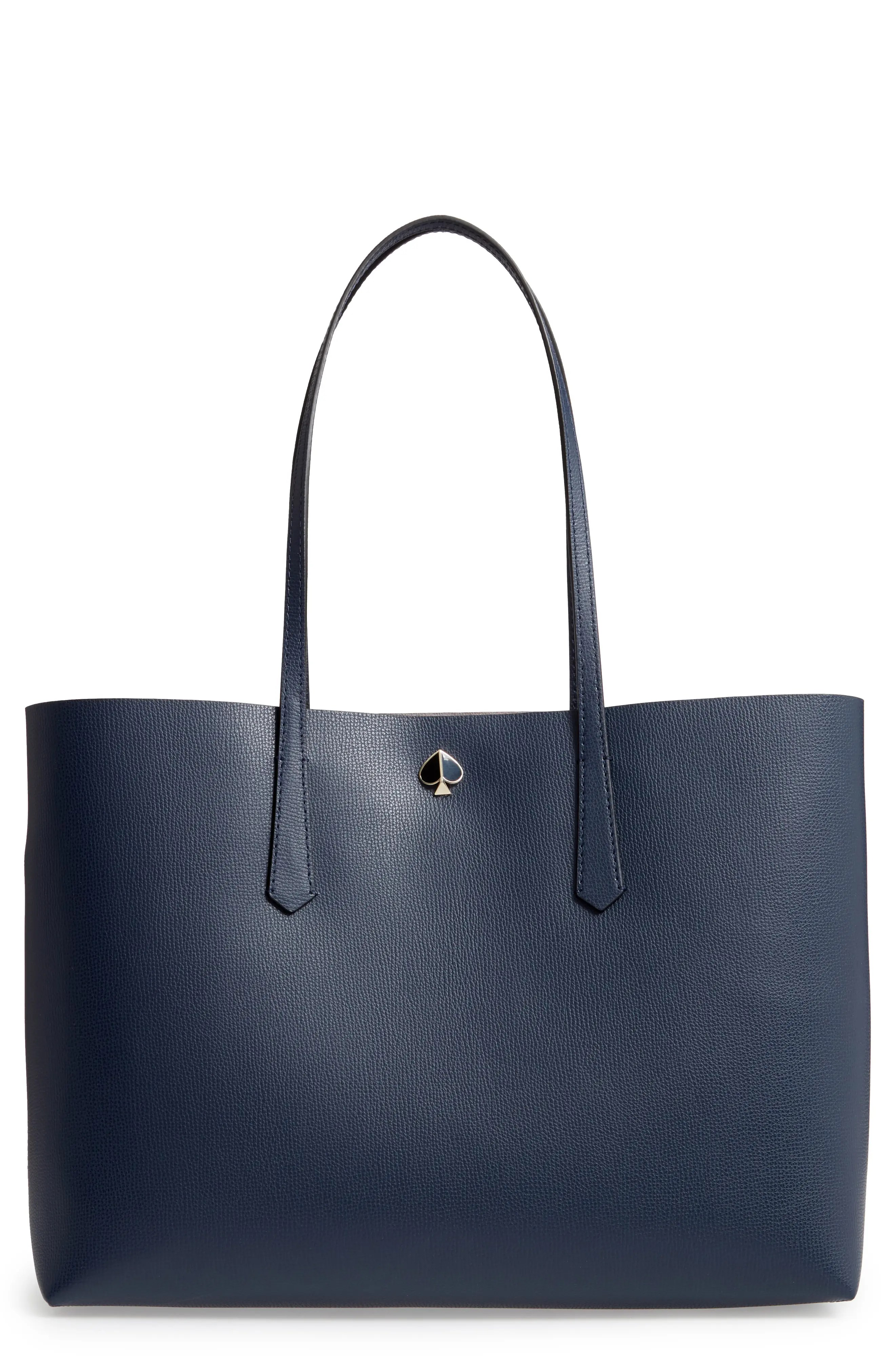 kate spade new york large molly leather tote nordstrom rack