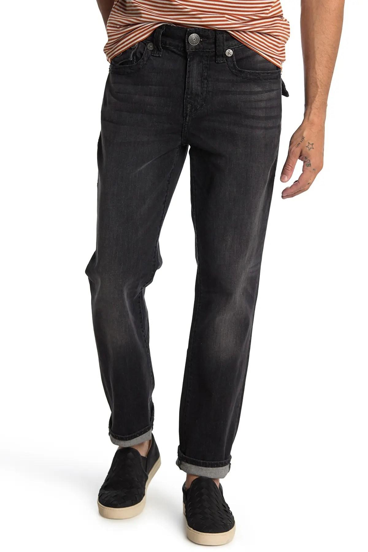 true religion geno flap super t straight leg jeans nordstrom rack