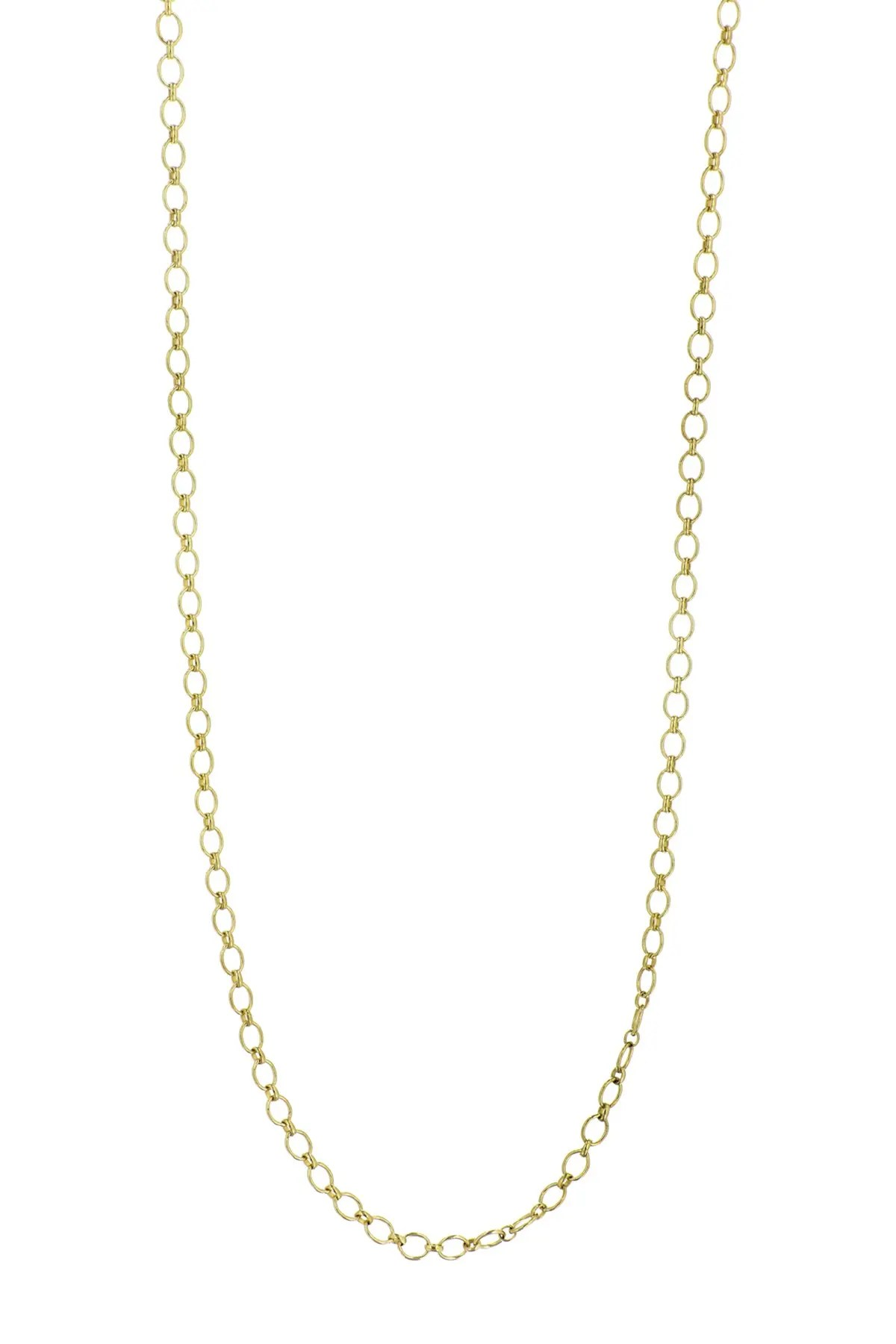 bony levy 14k yellow gold chain link necklace nordstrom rack