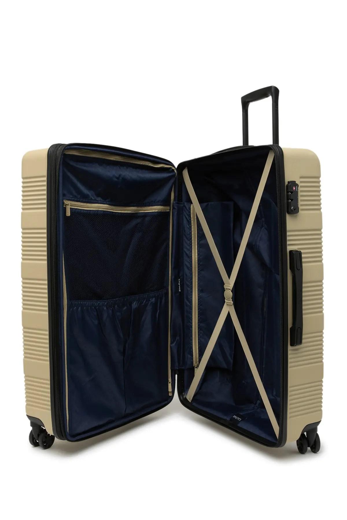 calpak luggage indio 4 piece travel set nordstrom rack