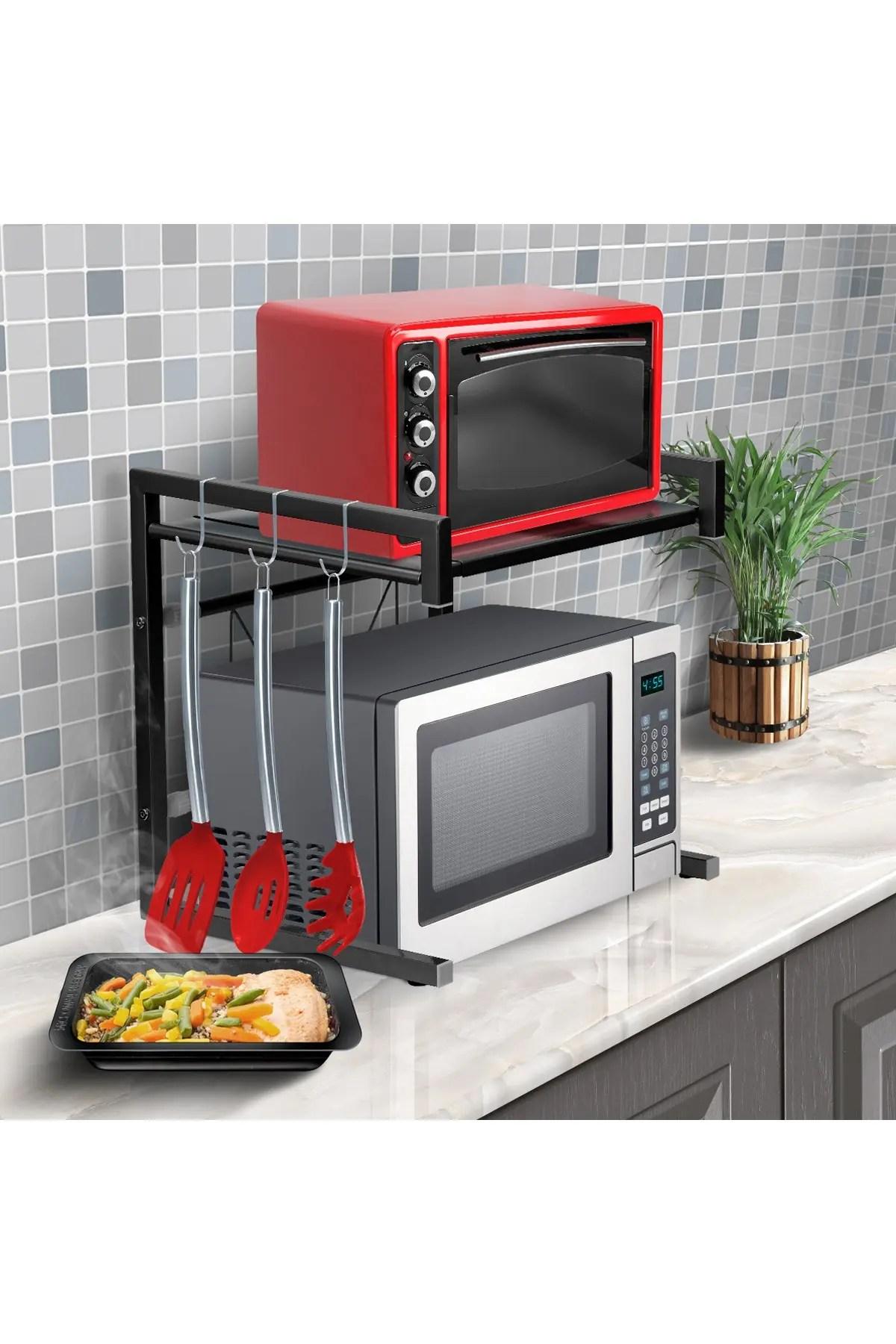 sorbus microwave oven rack shelf stand nordstrom rack