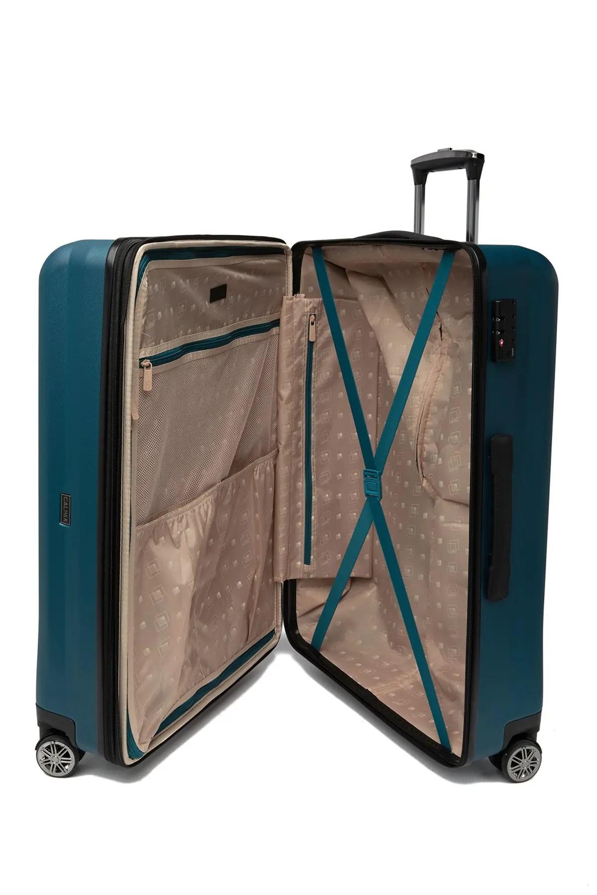 calpak luggage zyon 2 piece hardside luggage set nordstrom rack