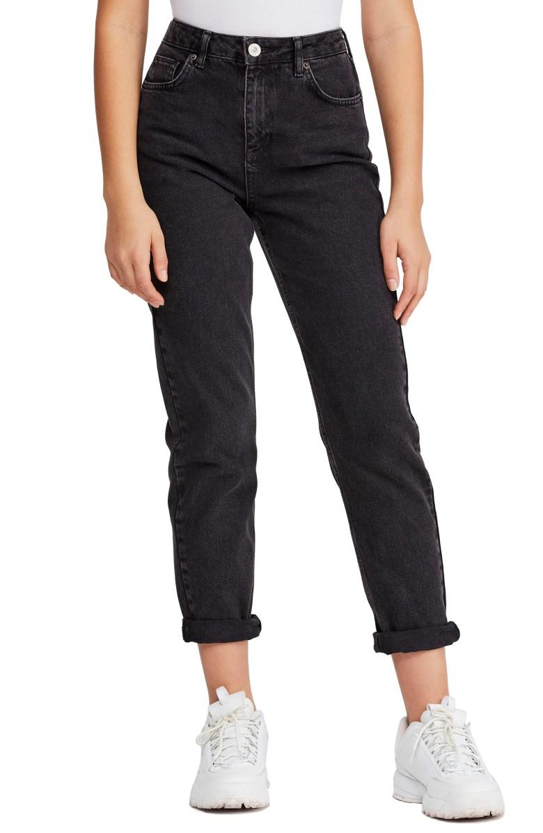 BDG Urban Outfitters Mom Jeans Dark Vintage Nordstrom