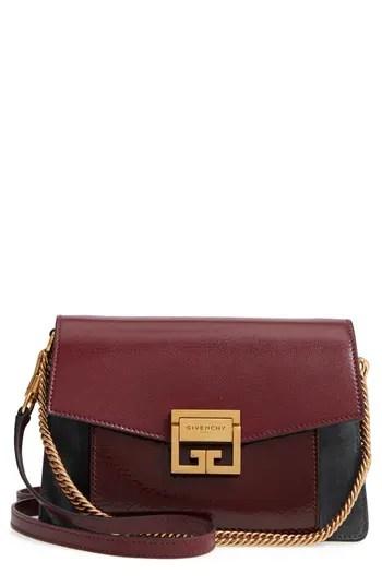 3423c3db14 Givenchy Gv3 Deerskin Leather Shoulder Bag – – NORDSTROM.com –  2