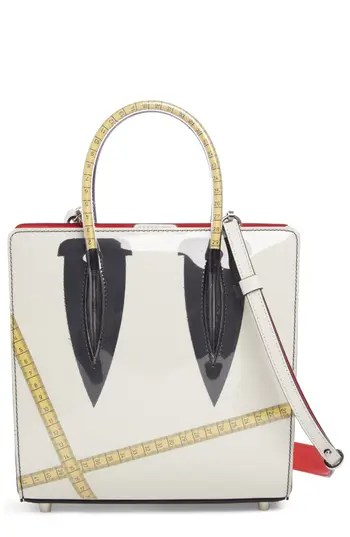 793f36a226ba Christian Louboutin Small Paloma Loubicouture Tote – Beige – NORDSTROM.com  –  2