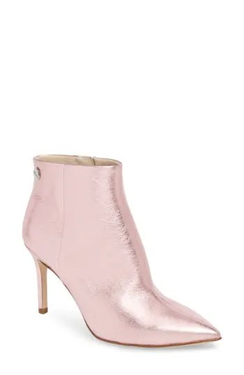 Louise et Cie Pointy Toe Booty on Nordstrom Anniversary Sale